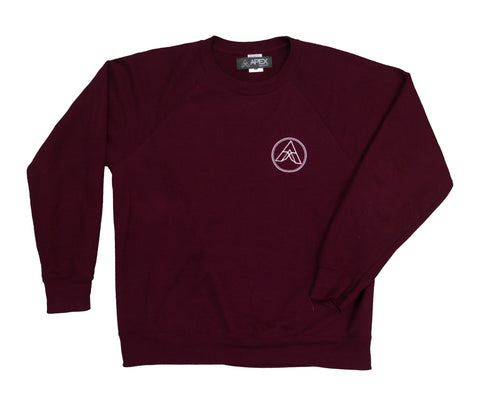 Original Sweater - Burgundy