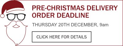 Kwoff Pre-Christmas Delivery Order Deadlines Further Information