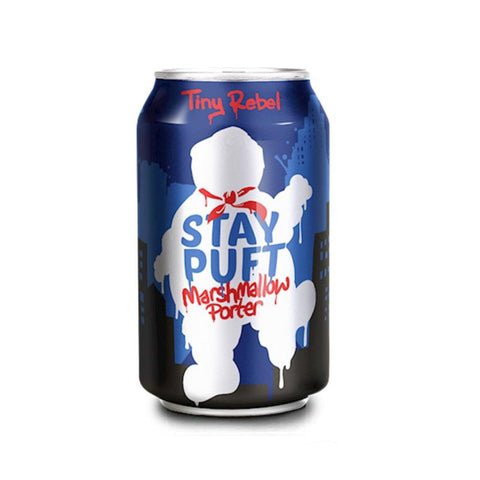 Tiny Rebel Stay Puft Marshmallow Porter