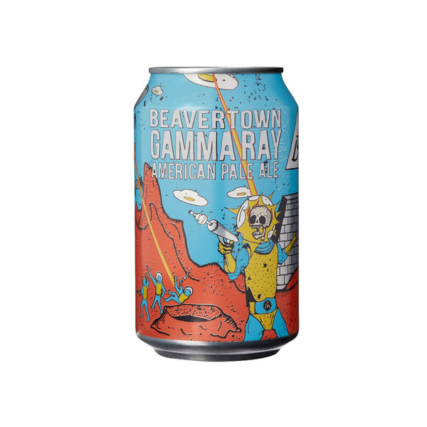 Beavertown Gamma Ray American Pale Ale Can