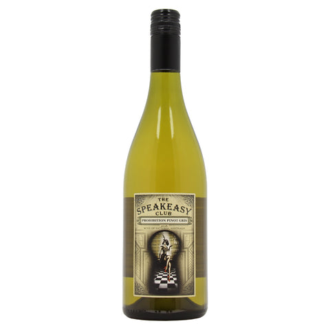 The Speakeasy Club Prohibition Pinot Gris
