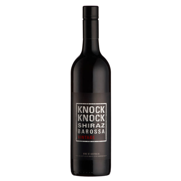 Magpie Estate Knock Knock Shiraz