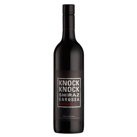 Knock Knock Shiraz  Smalltown Vineyards, Barossa Valley (6 Bottle Case)