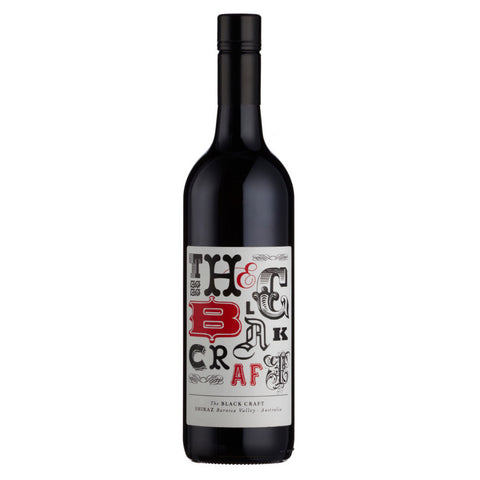 Magpie Estate The Black Craft Shiraz (6 Bottle Case)