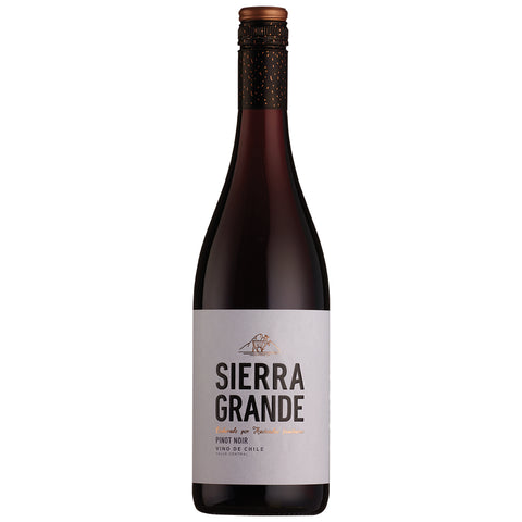 Sierra Grande Pinot Noir (6 BOTTLE CASE)