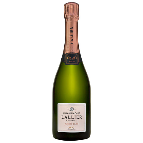 Lallier Grand Rose Grand Cru Champagne (No Gift Box)
