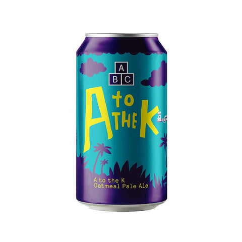 A to the K - Alphabet Brewing Co