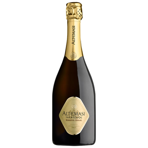 Altemasi Graal Trento Riserva Spumante Brut (6 Bottle Case)