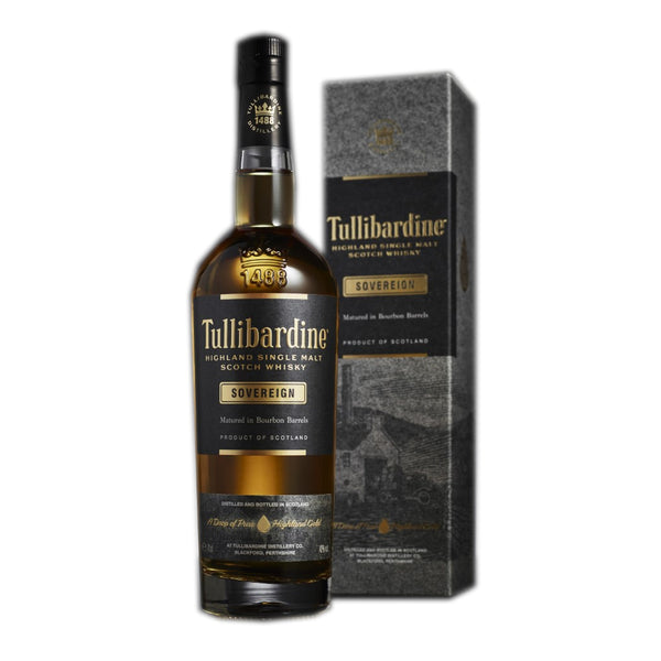 Tullibardine Sovereign Single Malt Whisky