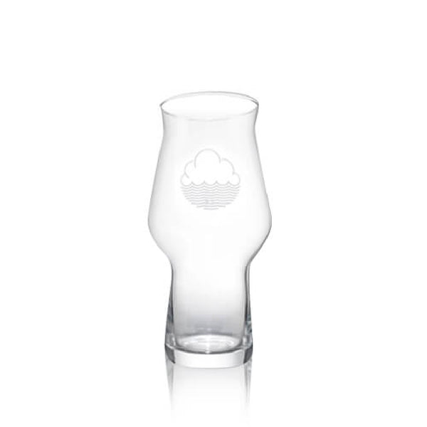 Cloudwater Craftmaster 47cl Glass Black Logo