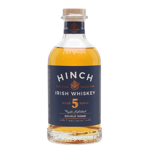Hinch Whiskey 5 Year Old Blended Double Wood
