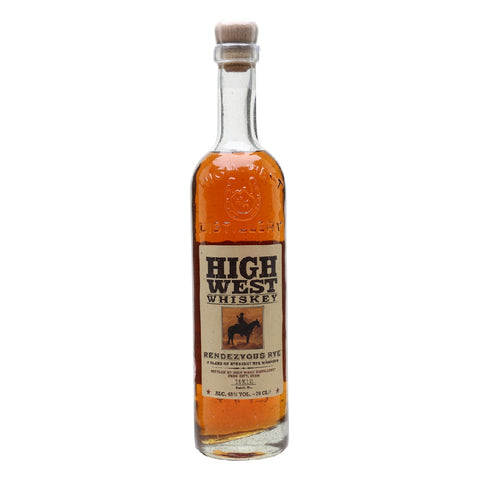 High West Whiskey - American Prairie Bourbon