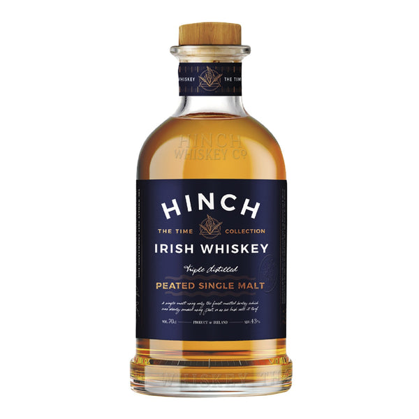 Hinch Whiskey Peated Single Malt