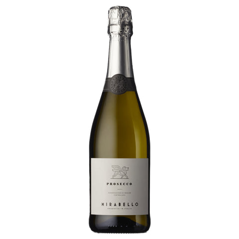 Mirabello Prosecco Spumante Brut NV (6 Bottle Case)