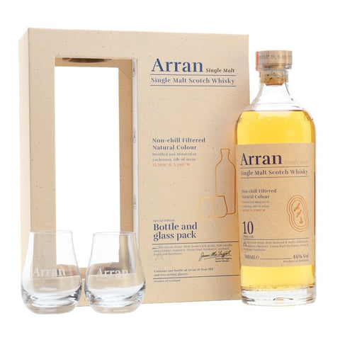 The Arran Malt Gift Set