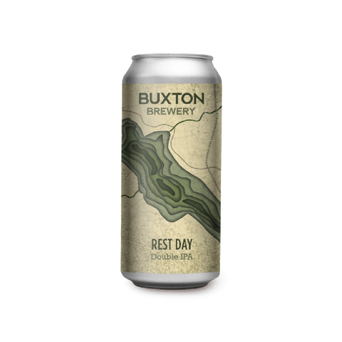 Buxton Brewery Rest Day DIPA