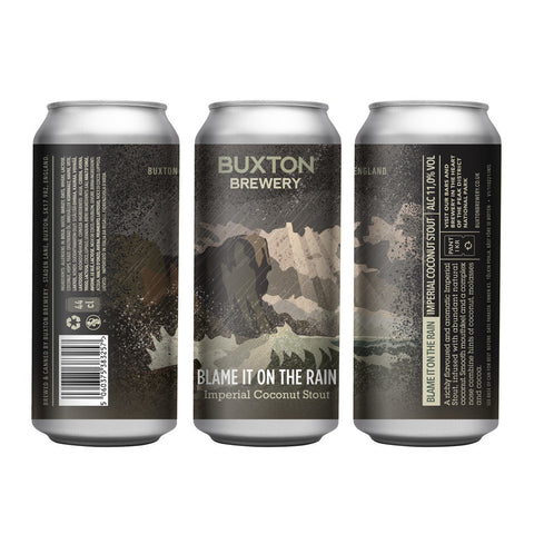 Buxton Brewery Blame it on the Rain