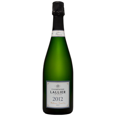 Champagne Lallier Grand Cru Vintage Brut 2012 (6 Bottle Case)