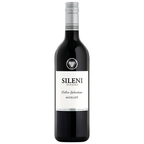 Sileni Cellar Selection Merlot, Hawke's Bay (6 Bottle Case)