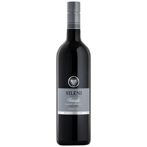 Sileni 'The Triangle' Merlot, Hawke's Bay (6 Bottle Case)