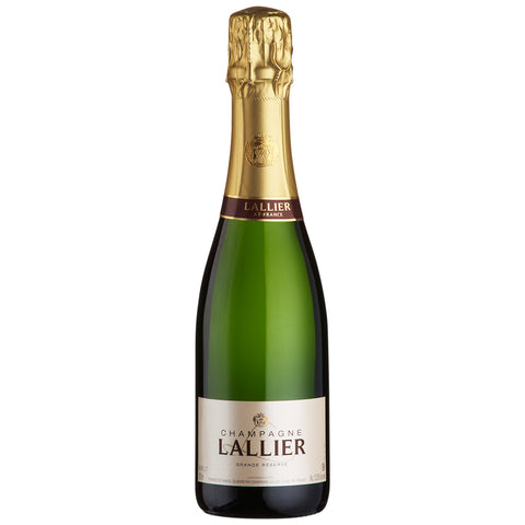 Champagne Lallier Grand Cru Grande Reserve Brut (37.5cl) (12 Bottle Case)