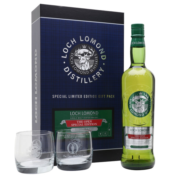 Loch Lomond The Open Special Edition Gift Pack