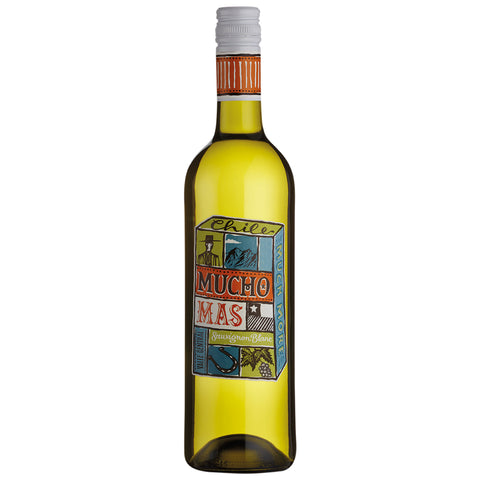 Mucho Mas Sauvignon Blanc (6 BOTTLE CASE DEAL)