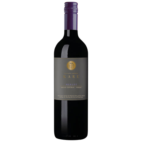 Karu Merlot (6 BOTTLE CASE DEAL)