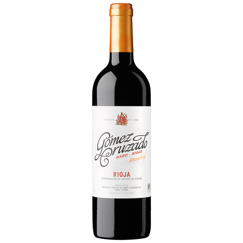 Gómez Cruzado Rioja Reserva (6 BOTTLE CASE DEAL)