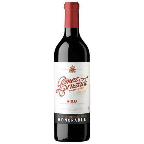 Gómez Cruzado Honorable Rioja (6 BOTTLE CASE DEAL)