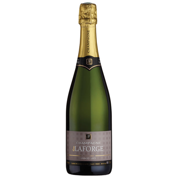 Champagne Guy Laforge Brut NV (6 BOTTLE CASE DEAL)