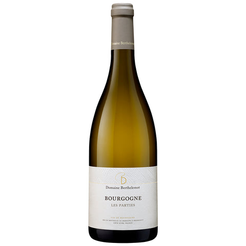 Domaine Berthelemot Bourgogne Blanc 'Les Parties' (6 BOTTLE CASE DEAL)