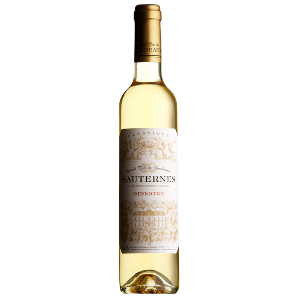 Ginestet Classique Sauternes (50cl) (6 BOTTLE CASE DEAL)