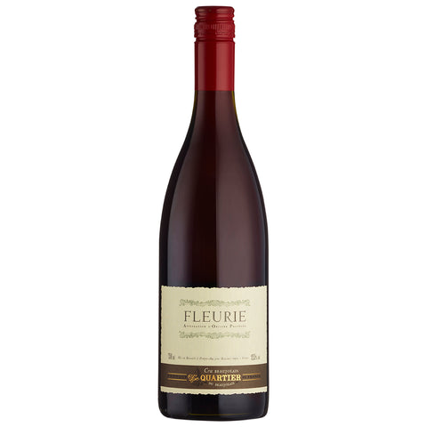 Le Quartier du Cru Beaujolais, Fleurie (6 BOTTLE CASE DEAL)