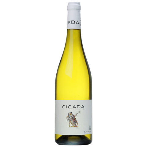 Cicada Blanc by Chante Cigale Vin de France (6 BOTTLE CASE DEAL)