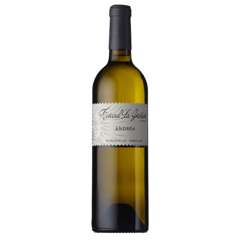 Château Tirecul 'Andréa' Bergerac Blanc (6 BOTTLE CASE DEAL)