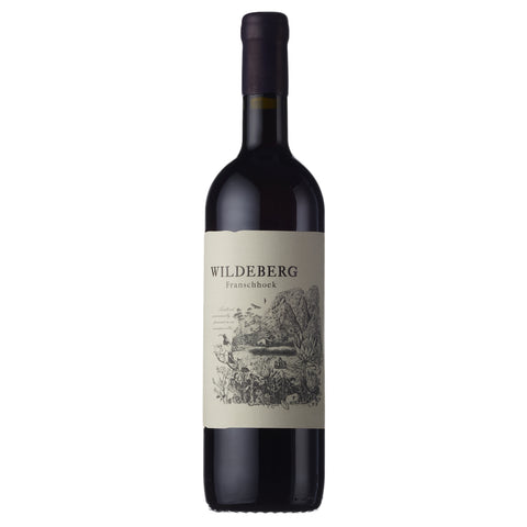 Wildeberg Red, Franschhoek (6 Bottle Case)