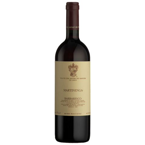 Marchesi di Grésy Barbaresco Martinenga 2015 (6 Bottle Case)