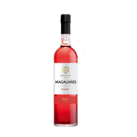 Magalhaes Pink Port DOC Douro 50cl