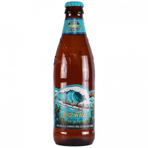 Kona Brewing Co Big Wave 355ML Bottle