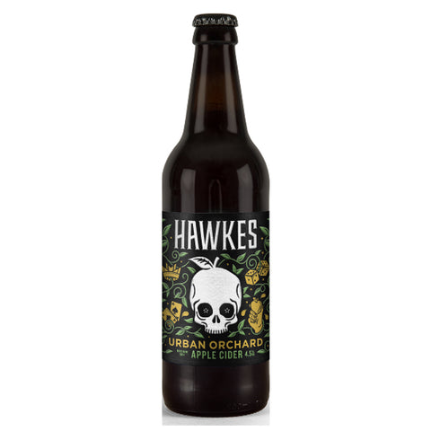 Hawkes Urban Orchard Cider 50cl Bottle