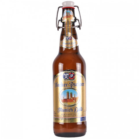 Hacker Pschorr Munchner Gold 50cl Bottle