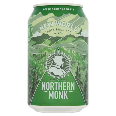 Northern Monk New World Ipa 330Ml Can