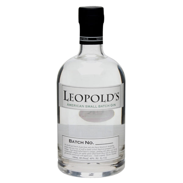 Leopold's Gin American Small Batch 70cl