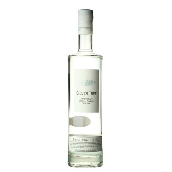 Leopold's Vodka Silver Tree 70cl
