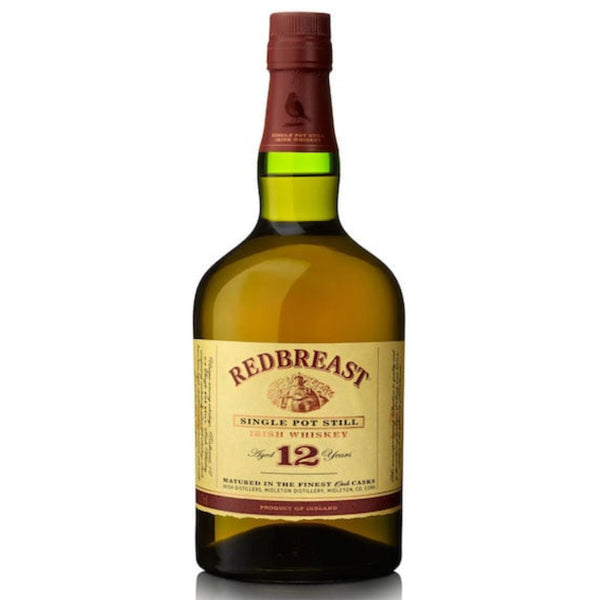 Redbreast Irish Whiskey Single Pot Still 12Yo