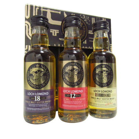 Loch Lomond Gift Pack