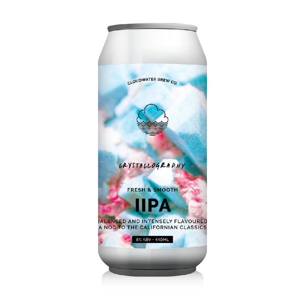 Cloudwater Crystallography IIPA