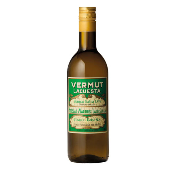 Lacuesta Vermouth Dry White 15%