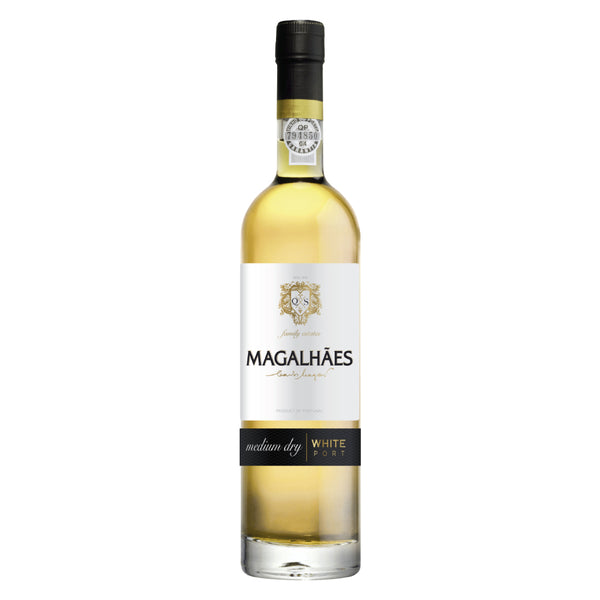 Magalhaes Medium Dry White Port